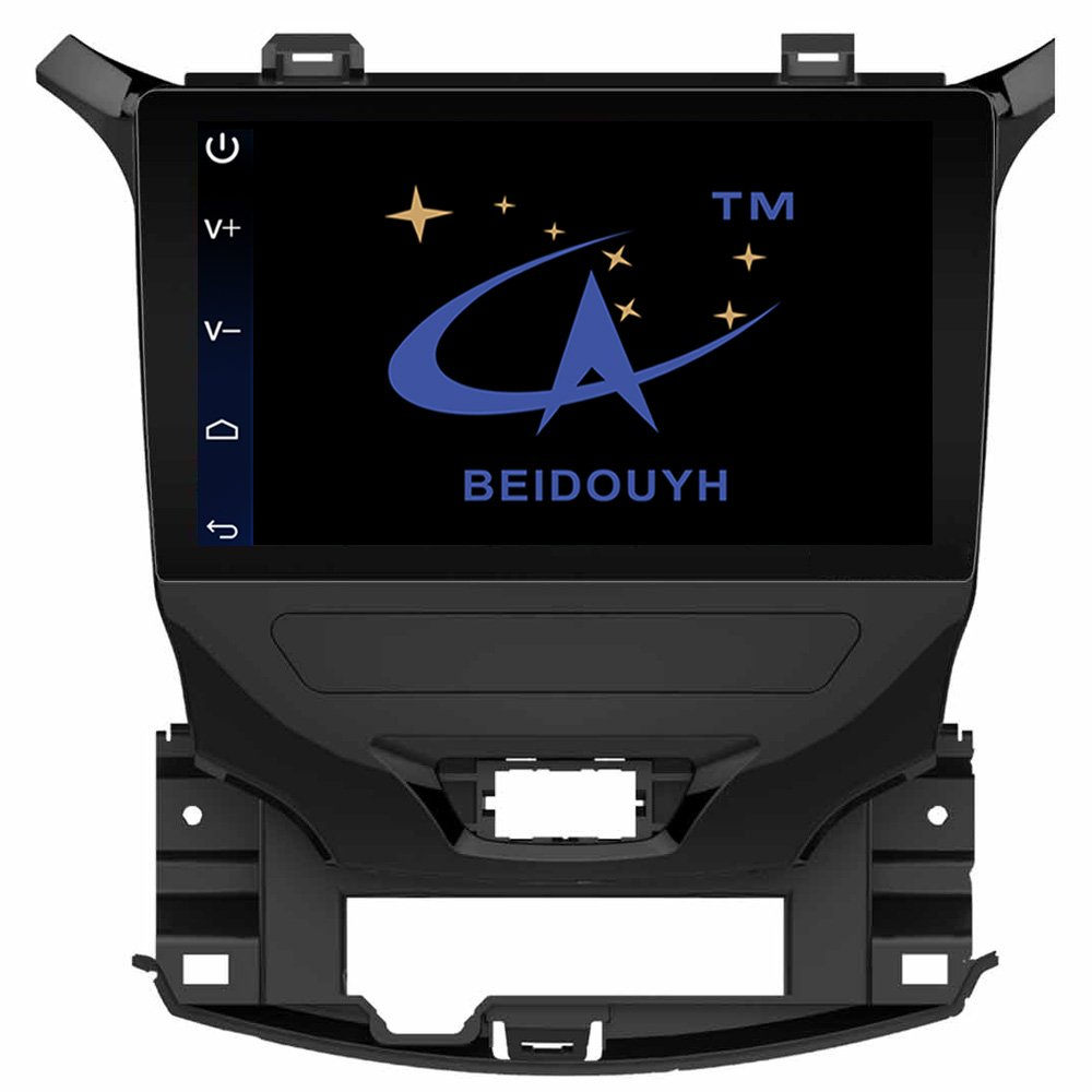 BEIDOUYH CVD92029a 9 pouces Android Car Stereo Navigation GPS pour Chevrolet Cruze 2014-2016 avec WiFi Bluetooth AM/FM Radio Support Mirror Link /DVR/OBD2/ Contrôle du volant durable service