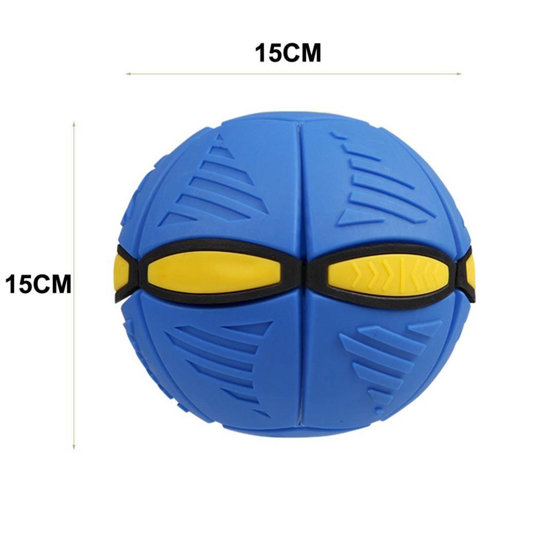 Creazy UFO deformación pelota fútbol Magic manta soporte de balón ...