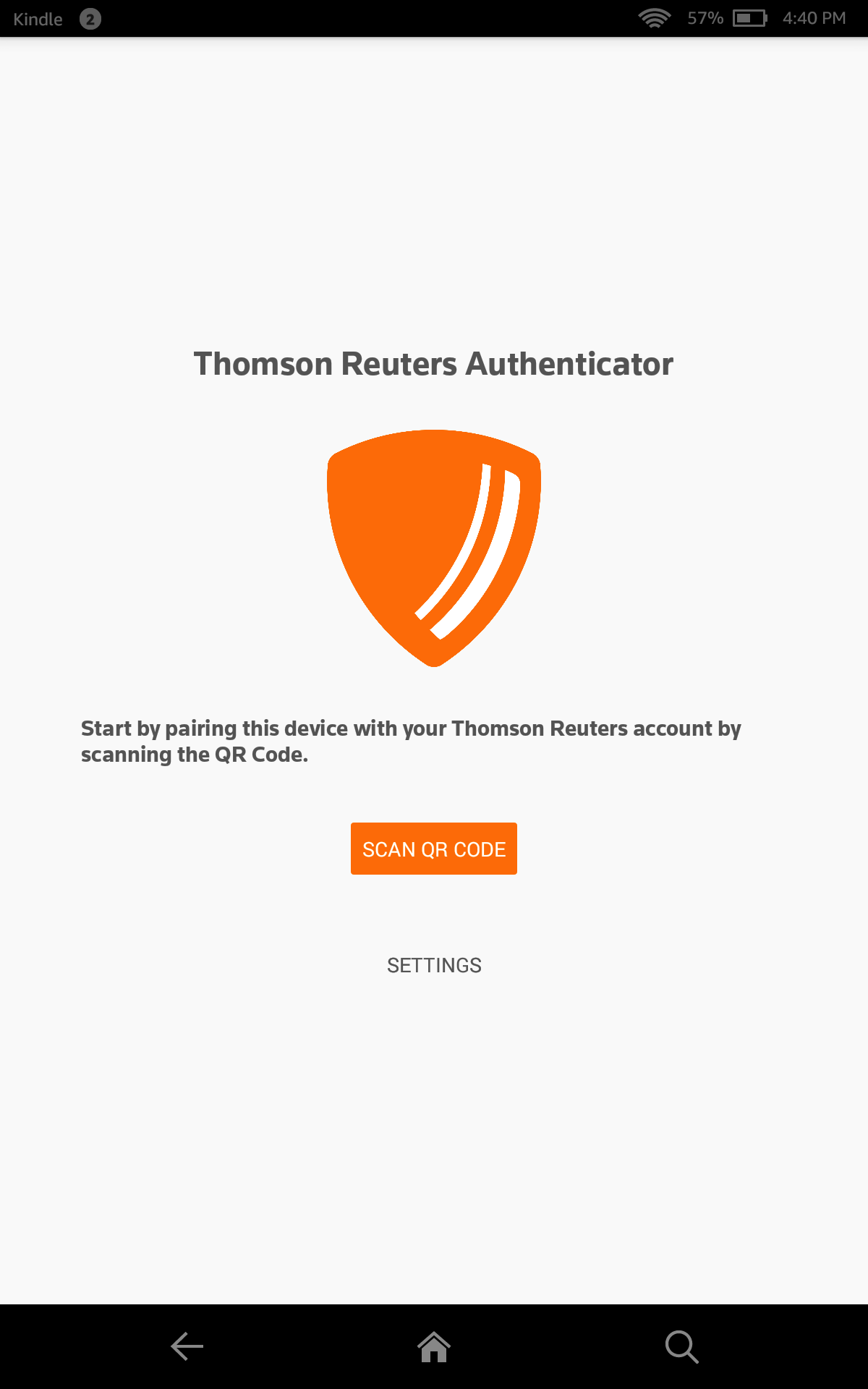 Amazon Thomson Reuters Authenticator Appstore For Android