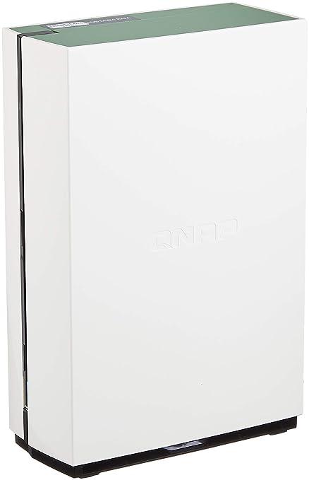 QNAP TS-128A-US 1-bay NAS, ARM Quad-core 1 4GHz, 1GB DDR4 RAM, 3 5