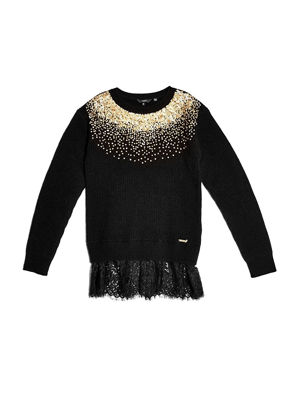 GUESS Embellished Sweater (7-16)