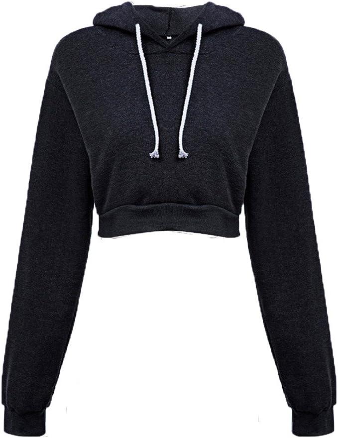 Moginp Frauen Hoodie,Herbst Mädchen Damen lose Sweatshirt