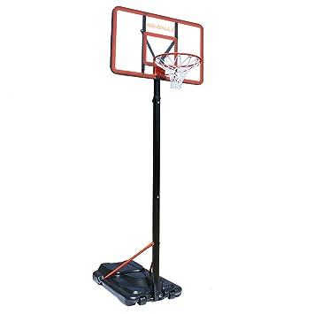 BEE-BALL Canasta de baloncesto, campeón, ZY-017, altura completa ...