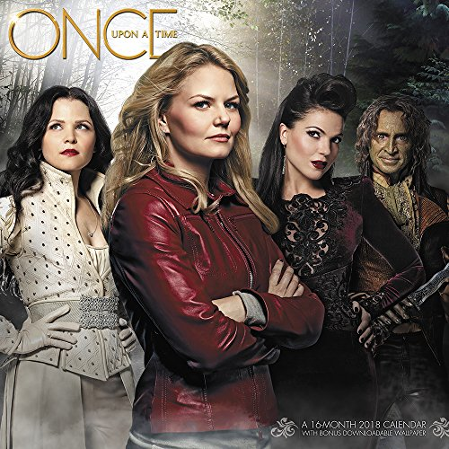 2018 Once Upon a Time Wall Calendar (Day Dream)