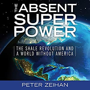 The Absent Superpower Audiobook