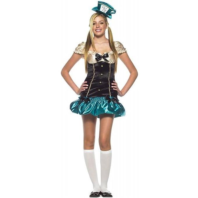 Amazon.com: Leg Avenue Vestido 2 Piezas Tea Party Hostess ...