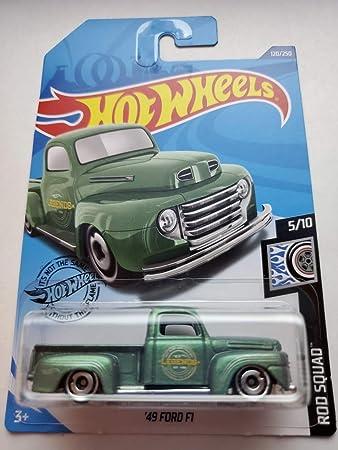 Hot Wheels 2020 ´49 Ford F1  05//10-120//250 OVP Mattel NEU Matchbox Pickup
