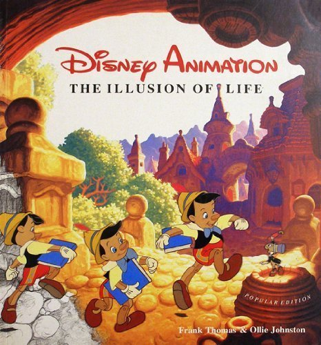 Disney Animation Art - Disney Animation: The Illusion of Life