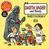 Darth Vader and Family 2018 Family Wall Calendar