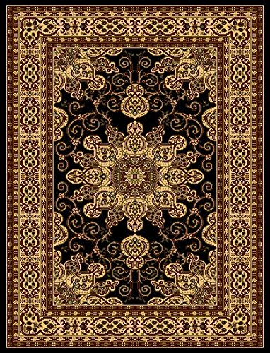 Traditional Area Rugs 8x10 Clearance and 5x7 Rugs for Living