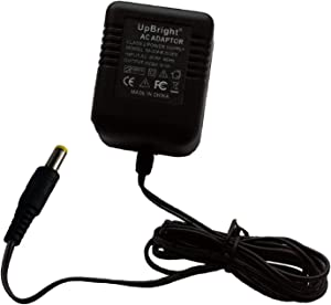 UpBright AC/AC Adapter Compatible with Black & Decker 15.6VDC Dustbuster Cordless Cyclonic CHV1510 UA210010B 90560923 15.6V DC B&D 15.6 Volts Hand Vacuum Vac Cleaner 18VAC 100mA 18V - 21V Power Supply