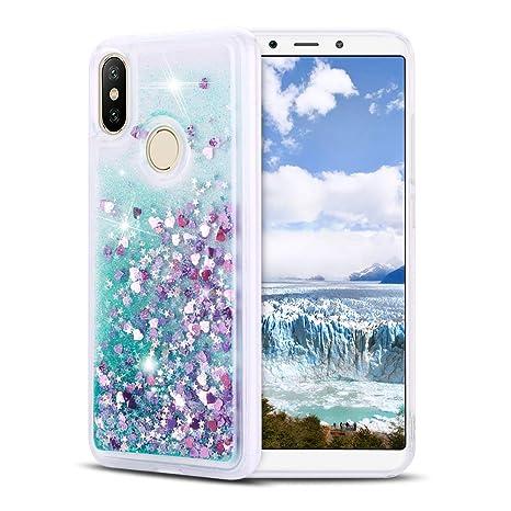 SpiritSun Funda Xiaomi Mi A2, Carcasa Xiaomi Mi A2 ...