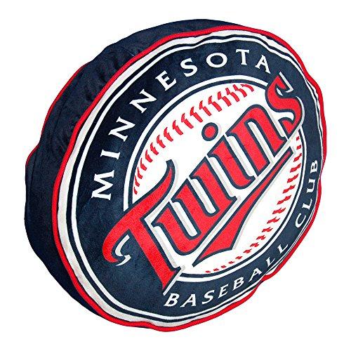 Northwest Minnesota Twins MLB 15in Cloud Travel Pillow
