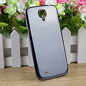 ZPS(TM) Battery Door case Cover for Samsung Galaxy S4 i9500 (Black)