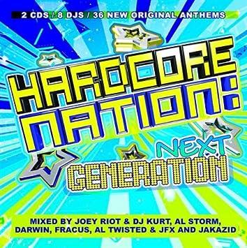 Hardcore nation the next generation