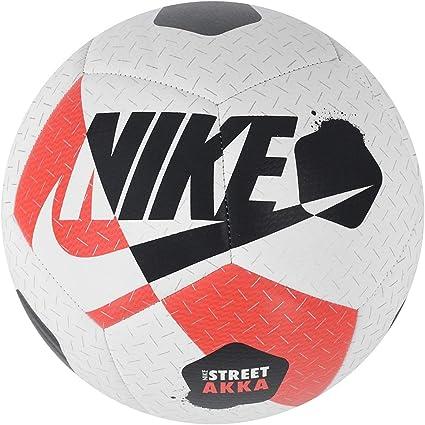 seguro Estado al límite  Amazon.com : Nike AKKA Street Ball - White-Crimson-Black PRO : Sports &  Outdoors