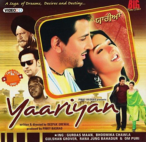 Yaariyan Video CD