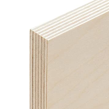 Baltic Birch Plywood 3 4 Thick 12 X 30
