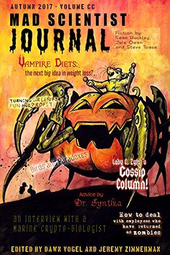 Mad Scientist Journal: Autumn 2017