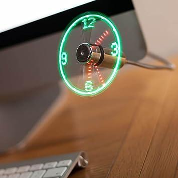 orologio ventilatore