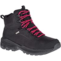 Merrell Forestbound Mid Waterproof Womens Boots Black