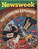 : Newsweek, vol. 79, no. 15 (April 10, 1972): The Gambling Explosion