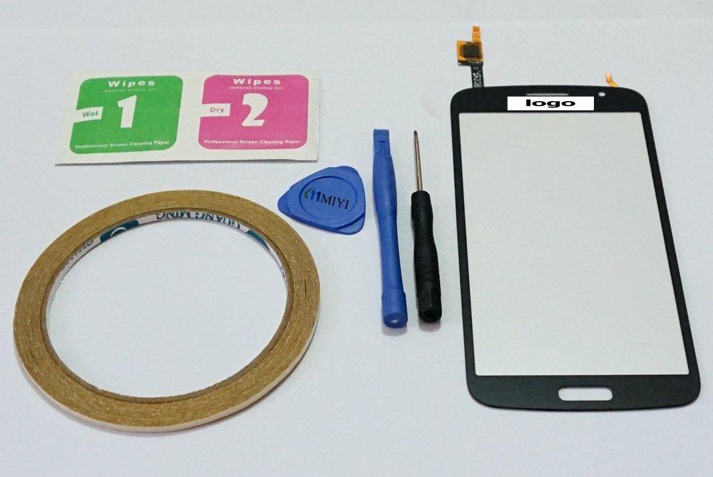 "cuándo si no ahora/"" 3x3 paño celular display pañuelo Rannenberg celular Putzi/"""