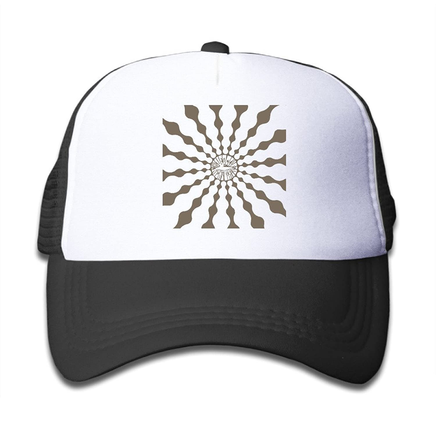 MEIKEY Man's Night Beats The Ufo Club Fitted Hat For Men