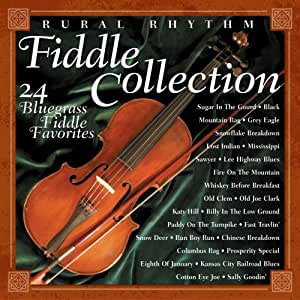 Rural Rhythm Fiddle Collection: Best of 24 Bluegrass
