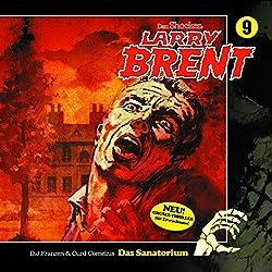 Das Sanatorium (Larry-Brent-Hörbuch 9)
