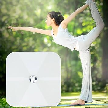 tycn WiFi escala Inteligente Premium tamaño grande Digital con retroiluminación LCD Digital escala de peso báscula