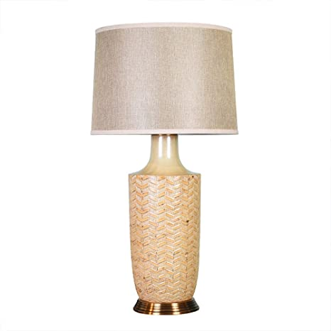 Ceramic Table lamp Bedroom Living Room led Table lamp ...