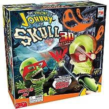 Johnny The Skull 3D Game