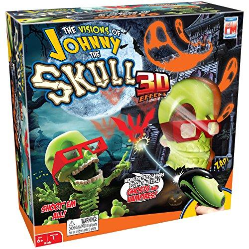 Fotorama Johnny The Skull 3D Game