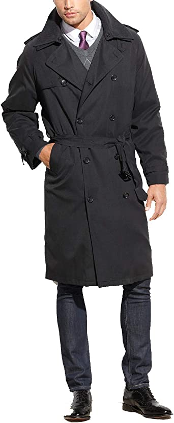 Short and Long Coats for Men | Special Sizes | London Fog