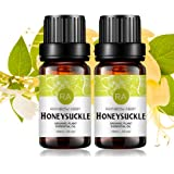 2-Pack Honeysuckle Essential Oil 100% Pure Oganic Plant Natrual Flower Essential Oil for Diffuser Message Skin Care Sleep - 1