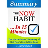Summary: The Now Habit: A Strategic Program for Overcoming Procrastination and Enjoying Guilt-Free Play…In 15 Minutes – The P