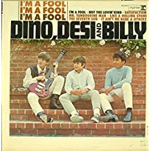 Dino, Desi And Billy - I'm A Fool - Reprise - R 6176 - Canada VG++/VG++ LP