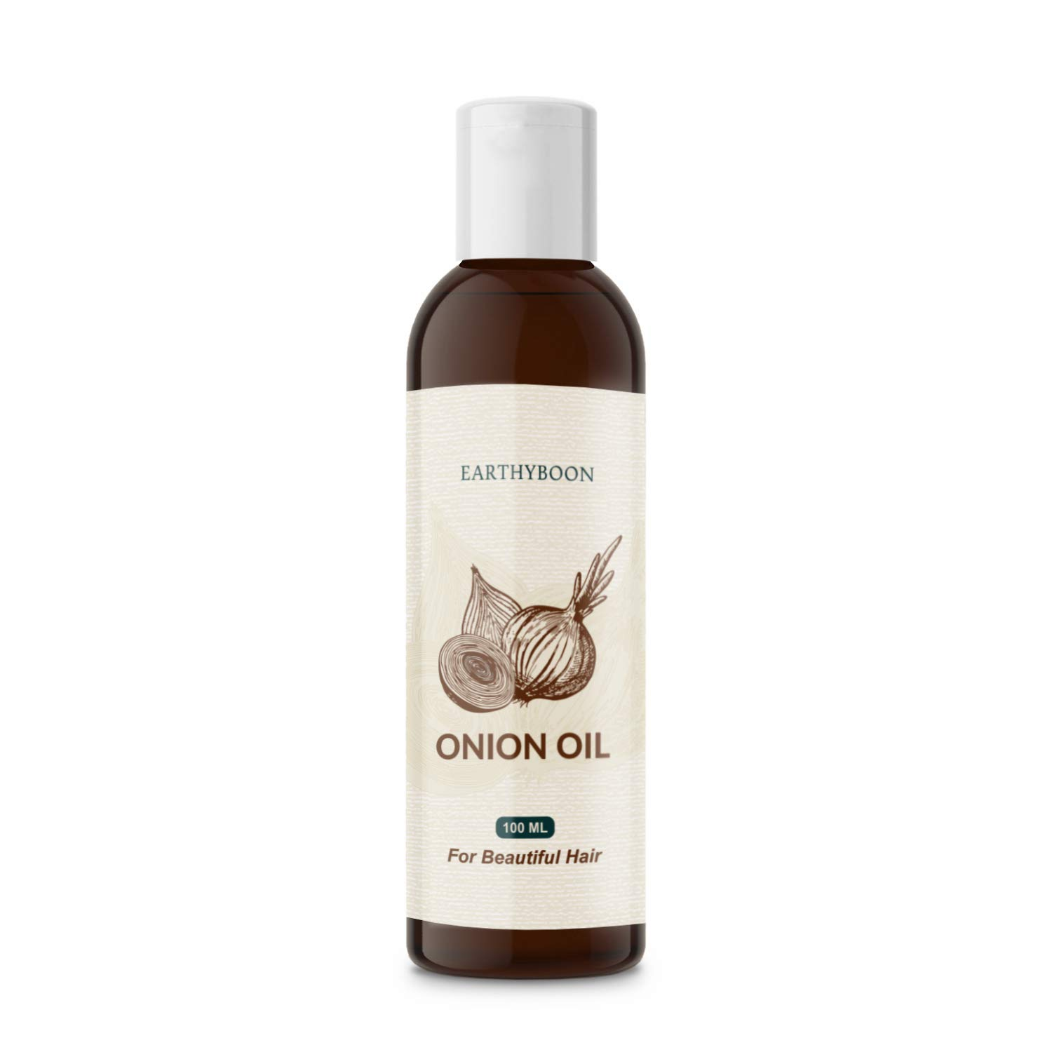 EARTHY BOON Red Onion Oil Blended with Essential Oils