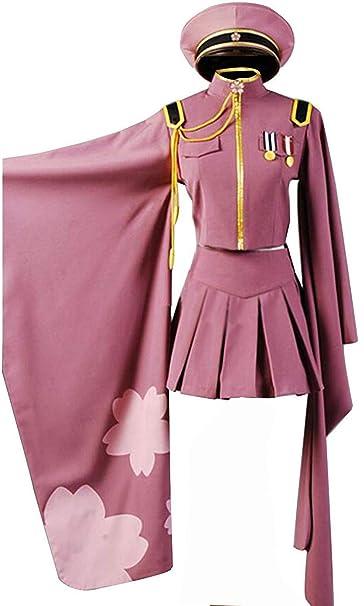 Amazon.com: nsoking Anime Senbonzakura Kimono uniforme ...