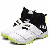 para Hombre Rendimiento All-Star de Velcro Deporte Running Shoe Crazy explosiva Mid Zapatillas de Baloncesto Zapatillas para Mujer