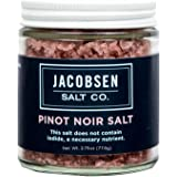 Jacobsen Salt Co. Specialty Sea Salt for Fancy Gourmet Cooking