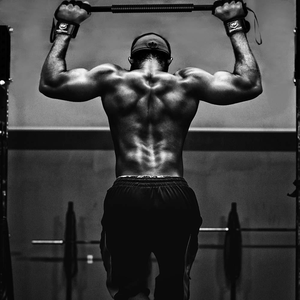 Sports Bodybuilding Kraftsport gants de musculation Cross Training WIN.MAX Gants de fitness pour homme et femme avec support de poignet et protection de la paume gants de musculation respirants antid/érapants