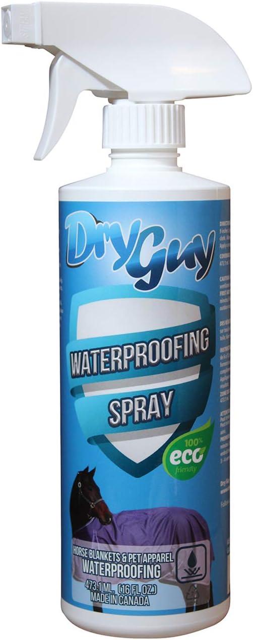 Horse Blankets & Pet Apparel Waterproofing Spray