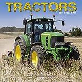 Farm Tractor Calendar- Classic Tractor Calendar - Antique Tractor Calendar - Calendars 2016 - 2017 Wall Calendars - John Deere Calendar - Tractors 16 Month Wall Calendar by Avonside