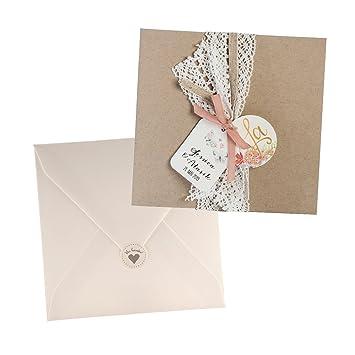 Weddix Vintage Einladungskarten Alexandra Fur Die Hochzeit