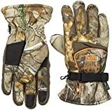 Rocky Men's Athletic Mobility Level 3 Waterproof Gloves, Realtree Extra Camouflage, Medium