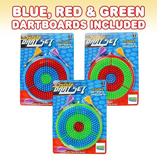 Review Gamie Dart Board Set