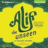 Bargain Audio Book - Alif the Unseen