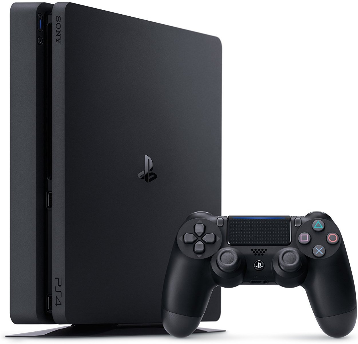 PS4 Slim 500GB Console + Controller